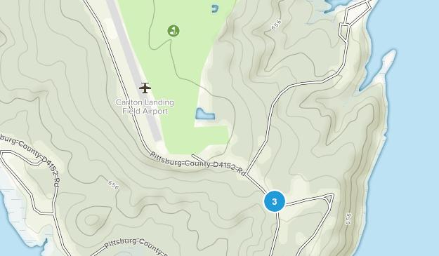 Arrowhead State Park Map
