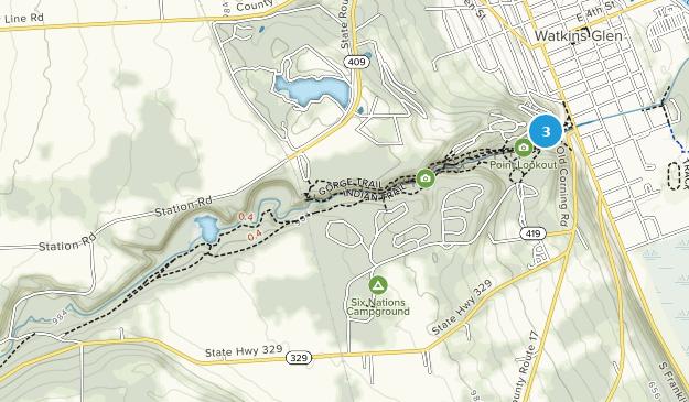Beste Wege in Watkins Glen State Park - New York | AllTrails