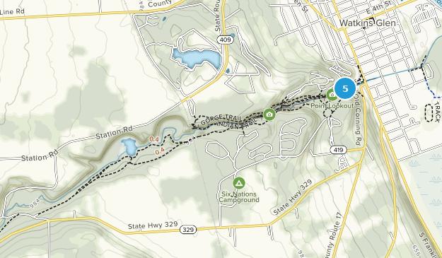 Best Trails in Watkins Glen State Park - New York   AllTrails on
