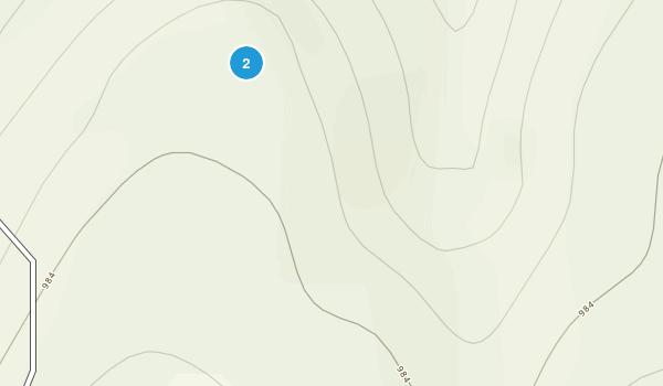 Heavener Runestone State Park Map
