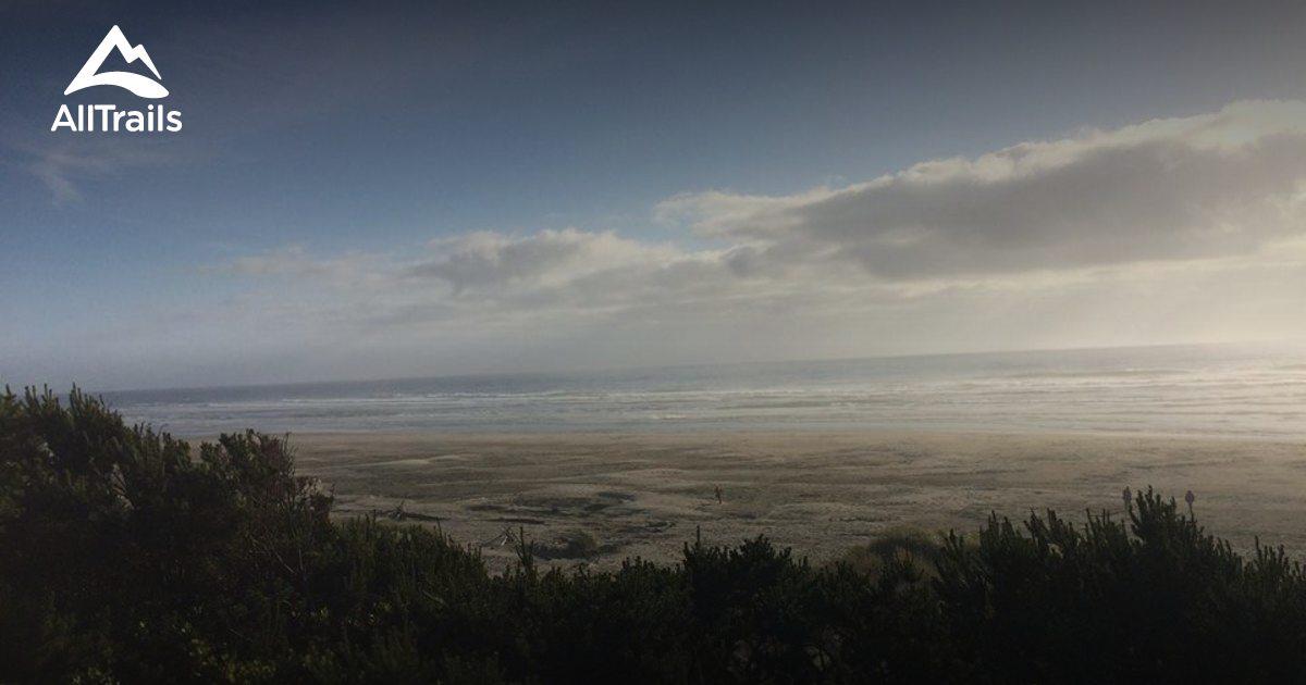 Best Trails In Driftwood Beach State Recreation Site Oregon Alltrails