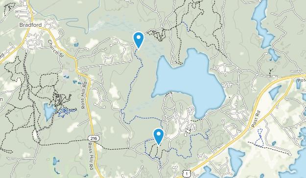 Burlingame State Park Map