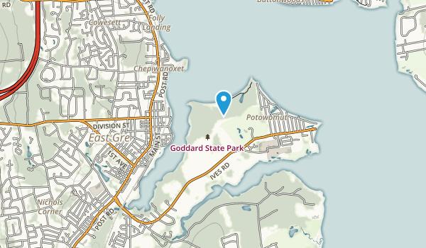 Goddard Memorial State Park Map
