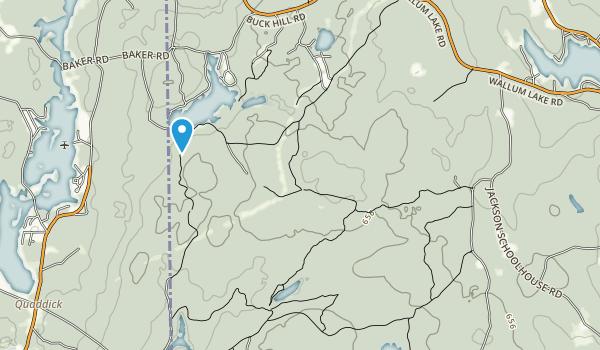 Casimir Pulaski Memorial State Park Map
