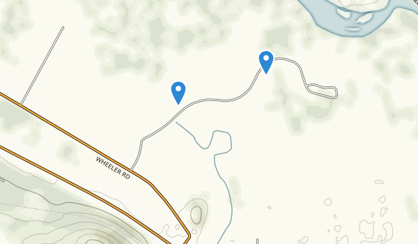 Elijah Bristow State Park Map