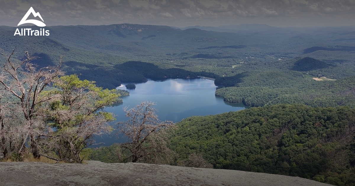 Best Trails In Table Rock State Park