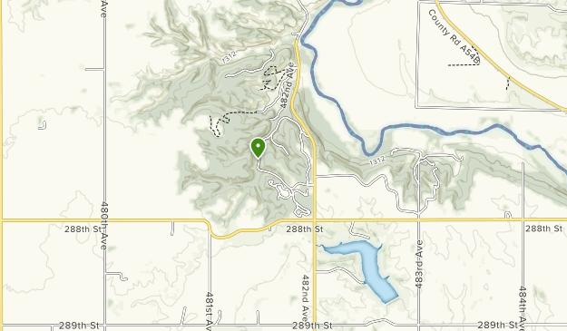 Best Trails In Newton Hills State Park