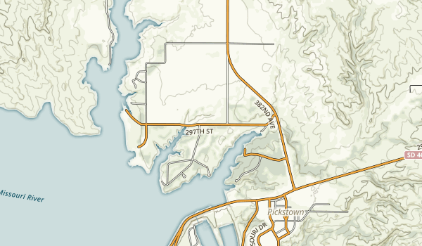 North Point Recreation Area Map
