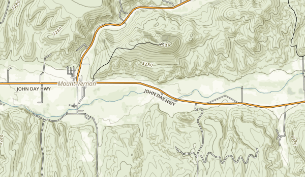 Clyde Holliday State Recreation Site Map