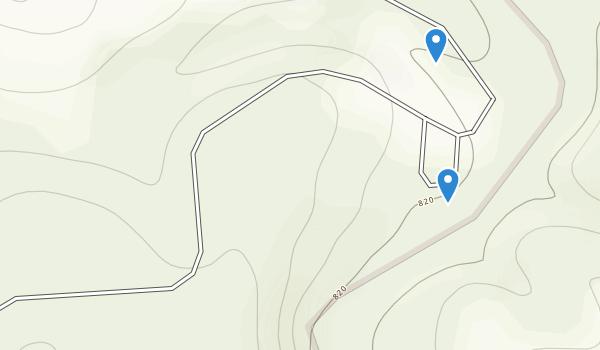 David Crockett State Park Map