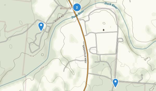Henry Horton State Park Map