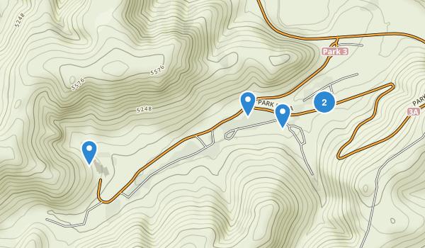 Davis Mountains State Park Map