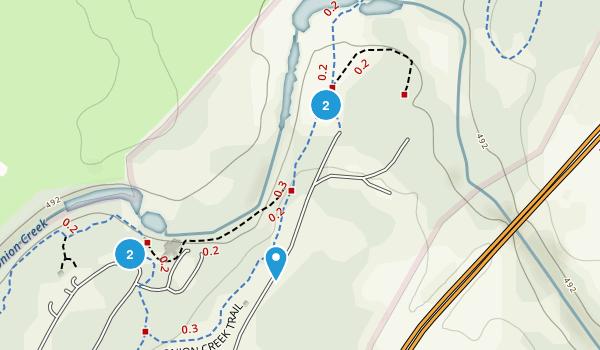 McKinney Falls State Park Map