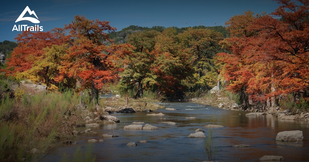 Best Trails In Pedernales Falls State Park Texas Alltrails