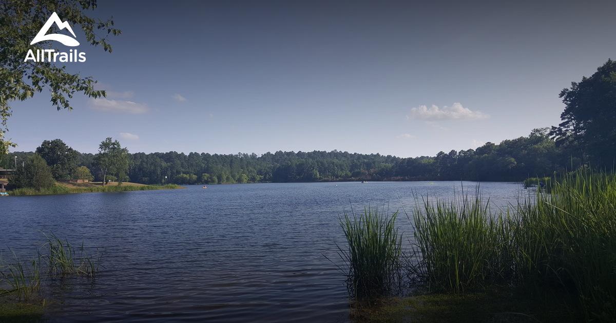 Best Trails in Tyler State Park - Texas | AllTrails