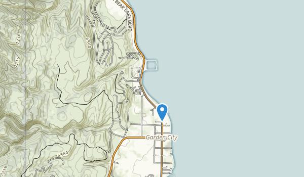 Bear Lake State Park Map
