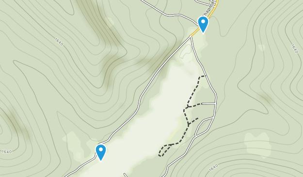 Parque Estatal Chapman Map