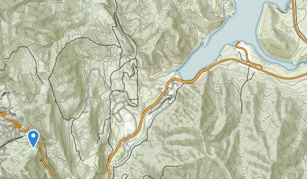 Deer Creek State Park Map