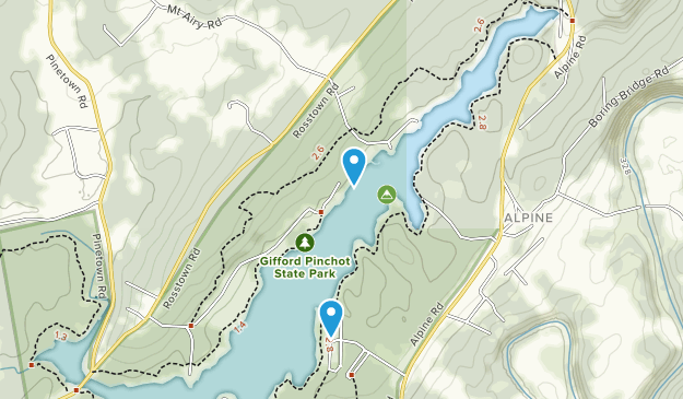 Best Trails in Gifford Pinchot State Park - Pennsylvania ... on willamette map, washington state parks campgrounds map, nantahala national forest trail map, teddy roosevelt map, jacob riis map, chugach map, mount adams wilderness map, midewin map, lassen map, woodrow wilson map, mohican state park campground map, uwharrie national forest trail map, tuolumne meadows trail map, modoc map, madison grant map, ansel adams map, wayne national forest trail map, united states map, national forest campground map,
