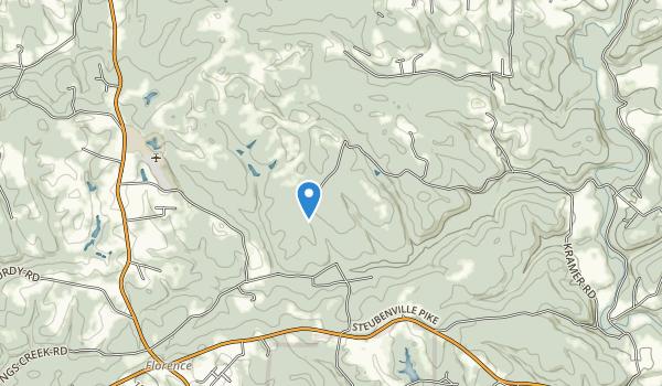 Hillman State Park Map