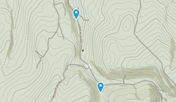 Linn Run State Park Map