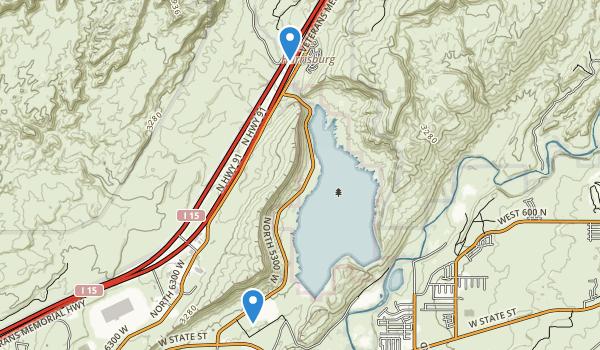 Quail Creek State Park Map