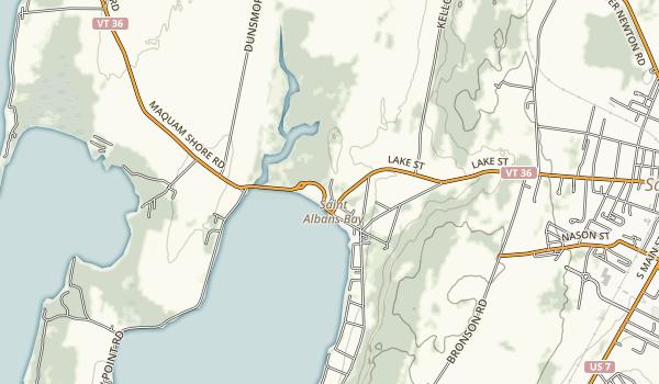Kill Kare State Park Map