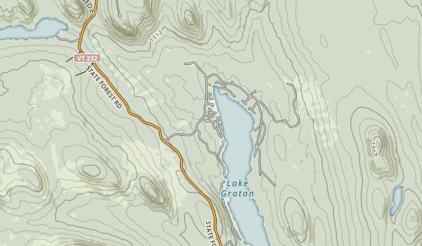 Stillwater State Park Map