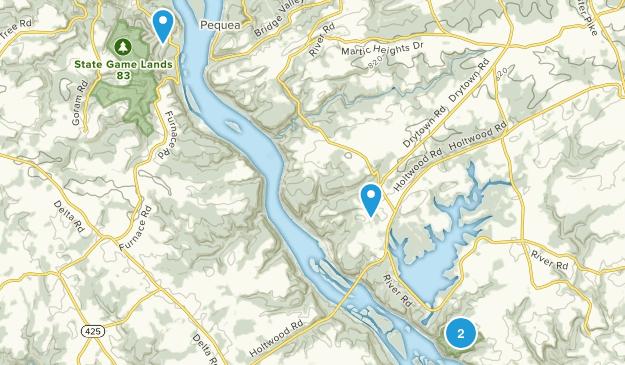 Susquehannock State Park Map