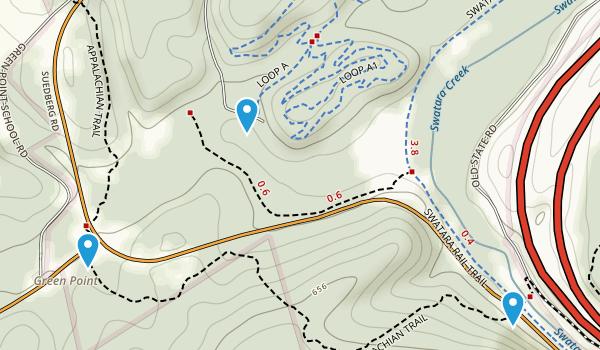 Swatara State Park Map