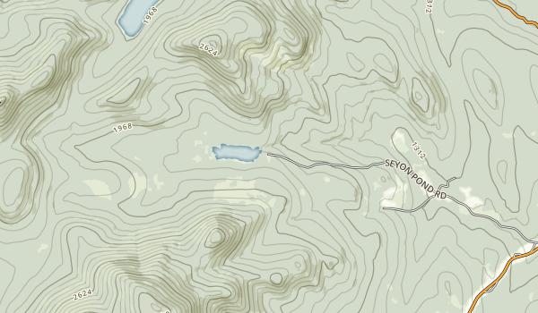 Seyon Lodge State Park Map