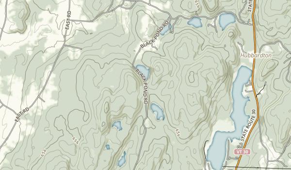 Half Moon Pond State Park Map