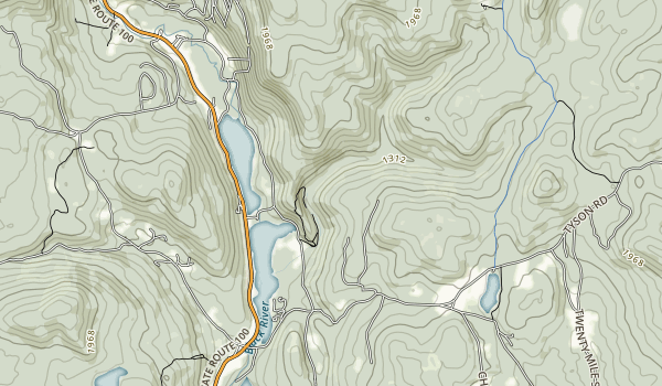 Camp Plymouth State Park Map