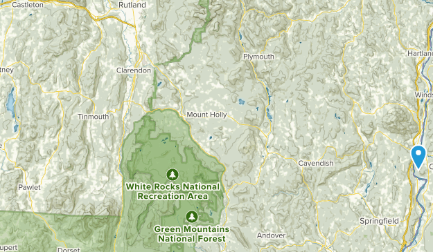 Wilgus State Park Map