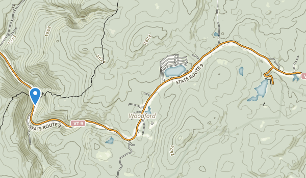 Woodford State Park Map