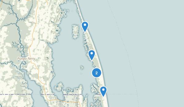 False Cape State Park Map