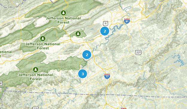 Beste Wege in New River Trail State Park - Virginia | AllTrails