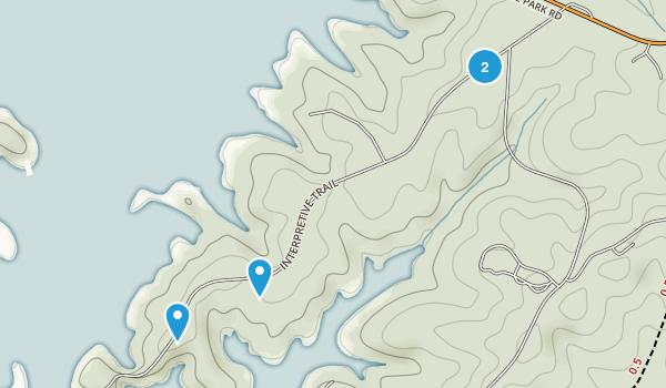 Smith Mountain Lake State Park Map