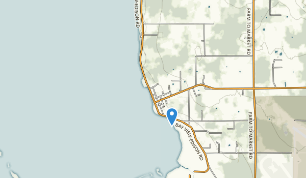Bay View State Park Map
