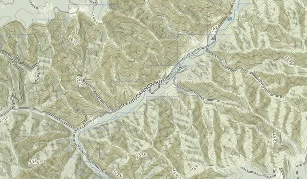 Camp Wooten Map