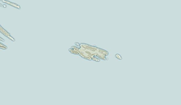Matia Island State Park Map