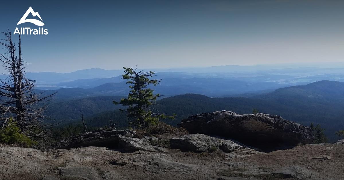 Best Trails In Mount Spokane State Park Alltrails Com