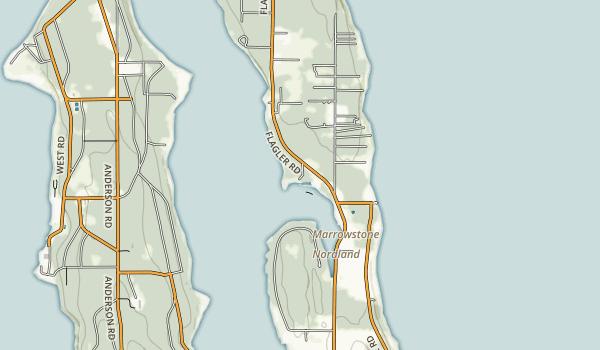 Mystery Bay Map
