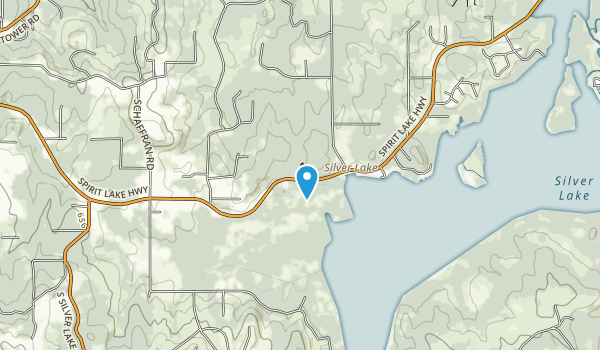 Seaquest State Park Map
