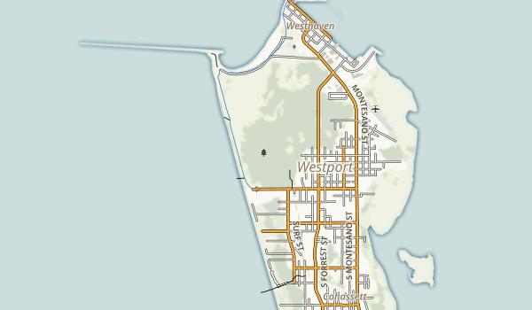 Westport Light State Park Map