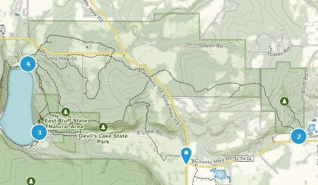 Best Trails in Devil's Lake State Park - Wisconsin   AllTrails on
