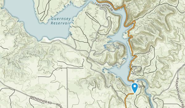 Best Trails in Guernsey State Park Wyoming AllTrails