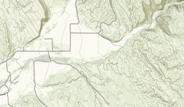 Medicine Lodge Map
