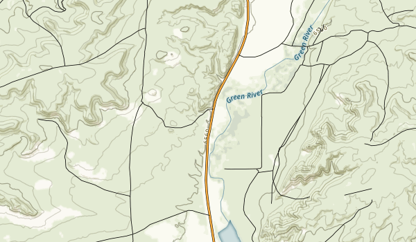 Names Hill Map