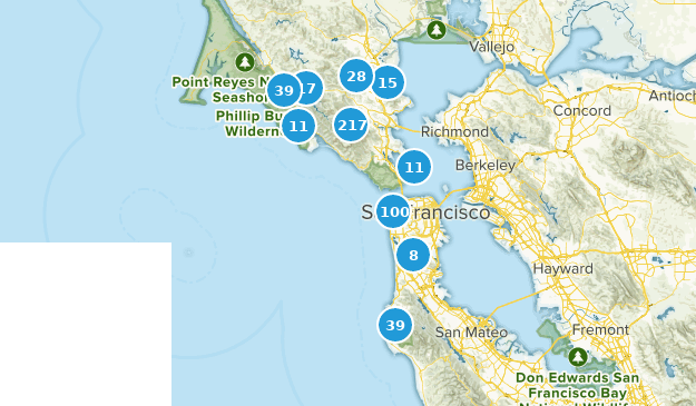 Best Trails in Golden Gate National Recreation Area ... on map of washington national parks, map of missoula parks, map of sarasota parks, map of western state parks, map of green bay parks, map of concord parks, map of tallahassee parks, map of new haven parks, map of alhambra parks, map of berkeley parks, map of milwaukee parks, map ca parks, map of billings parks, map of allentown parks, map of u.s. state parks, map of maricopa county parks, map of singapore parks, map of savannah parks, map of simi valley parks, map of riverside county parks,